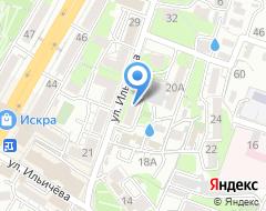 Компания Нотариус Рошка Н.Д. на карте города