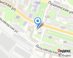 Компания Новая электронная компания на карте города