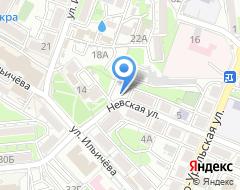 Компания Ёж на карте города