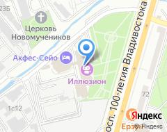 Компания Smartbox на карте города