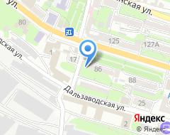 Компания Титул ДВ на карте города