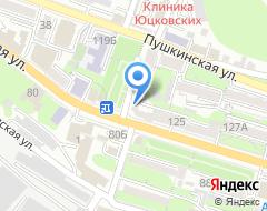 Компания АдресV на карте города