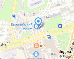 Компания Центр Финансовых Решений на карте города