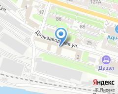 Компания Востокпроектверфь на карте города