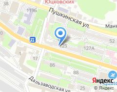 Компания Нотариус Панчук С.А на карте города