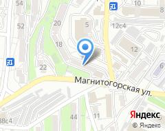 Компания Дальтрансэксперт, АНО на карте города