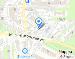 Компания Владивостокский экспертный центр на карте города