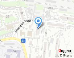 Компания Техзапчасть на карте города