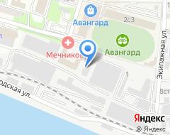 Компания Статус регистраторское общество на карте города