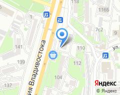 Компания Аэлита на карте города
