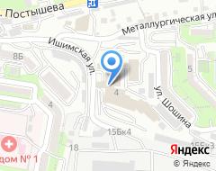 Компания Бизнес Профит ДВ на карте города