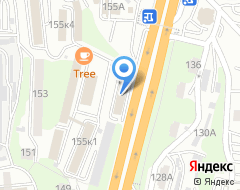 Компания Дельта на карте города