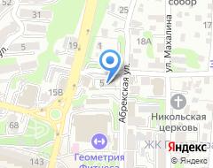 Компания ТрансШина на карте города