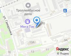 Компания IVECO автоцентр на карте города