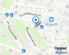 Компания 4х4 на карте города