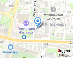 Компания Слетать.ру на карте города