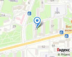 Компания АкваЛойер на карте города