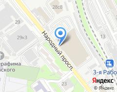 Компания Банкомат, Роял кредит банк на карте города