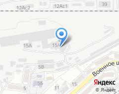 Компания АбрисАвто на карте города