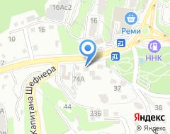 Компания АртАвтоСтудия на карте города