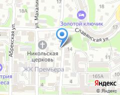 Компания Raspil.Net на карте города