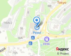 Компания Медиасалон на карте города