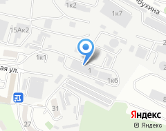 Компания Скай Авто на карте города