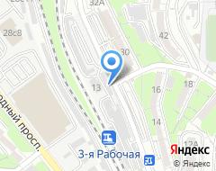Компания АС Групп Ритэйл на карте города