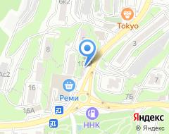 Компания Автостудия на карте города