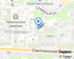 Компания ФАЕРТЕХНОЛОДЖИ на карте города