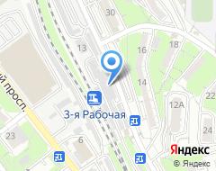 Компания Ремцентр на карте города