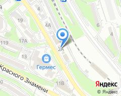 Компания АвтоДен на карте города