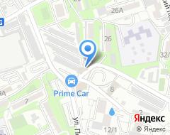 Компания Автоспец на карте города