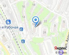 Компания Новостройки25 на карте города