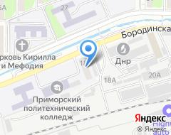Компания АВИК на карте города