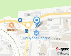 Компания КУЛИСА - Авторазбор на карте города