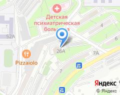 Компания Верное решение на карте города