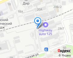 Компания Автодомик на карте города