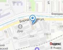 Компания ШВЕЙНЫЙ ЦЕХ ВОСТОКСЕРВИС на карте города