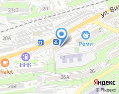 Компания Автошик на карте города