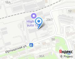 Компания Старт-авто на карте города