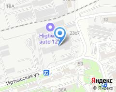 Компания ОСАГО ТЕХОСМОТР-ДВ на карте города