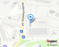 Компания Корея-Центр на карте города