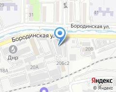 Компания СпецТехГрупп на карте города