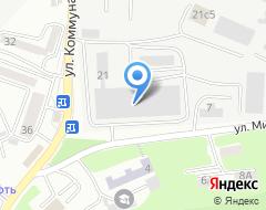Компания Актион-Центр на карте города