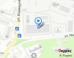 Компания Гефест-Авто на карте города