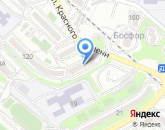 Компания Нотариус Молчанова Т.В на карте города