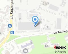 Компания Киловатт на карте города