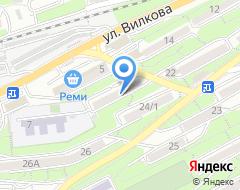 Компания Корпорация ДВ на карте города