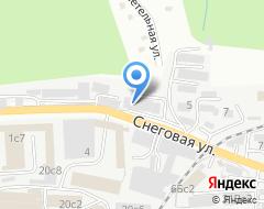 Компания ПримГАЗавтосервис на карте города